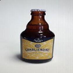 Bière blonde CHARLIENDINE bouteille 33cl