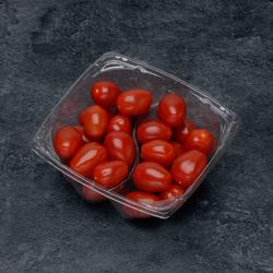 Tomate cerise, BIO, catégorie 2, France, barquette 250g