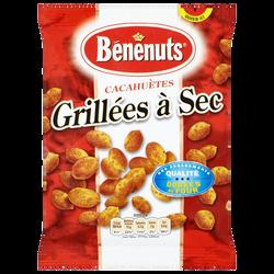 Cacahuètes grillées à sec BENENUTS, 200g