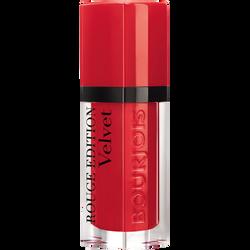 Rouge à lèvres édition velvet hot pepper BOURJOIS