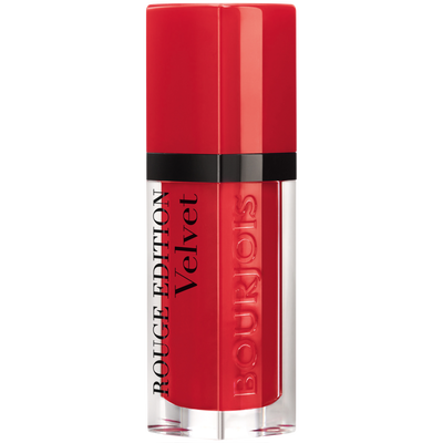 Rouge à lèvres édition velvet hot pepper BOURJOIS