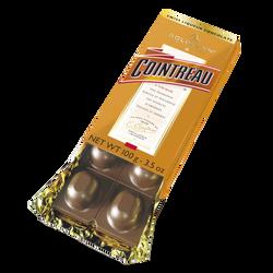 Tablette de chocolat au Cointreau GOLDKENN, 100g