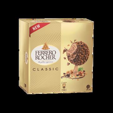 Ferrero Glace Noisette Et Chocolat Au Lait Ferrero, 200g