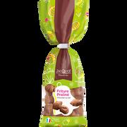 Jacquot Friture Praliné Chocolat Au Lait Jacquot Ppx, Sachet De 250g
