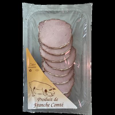Roti de porc cuit fumé, 8 tranches