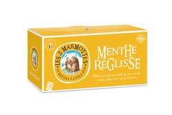 *INFUSION MENTHE REGLISSE