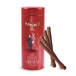 Tube Les Flûtes Chocolat Caramel MAXIM'S DE PARIS BY EPICURE Sélection