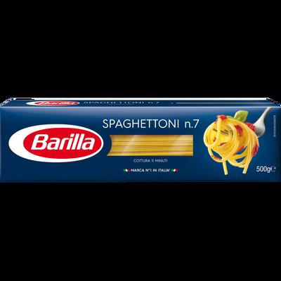 Spaghettoni n°7 BARILLA, boîte de 500g