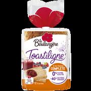 La Boulangère Pain De Mie Complet Toastiligne La Boulangere, 500g