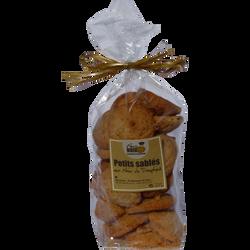 Petits sablés aux noix NICONOIX, sachet de 150g