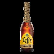 Leffe Bière Blonde Abbaye De , 6,6°, 75cl