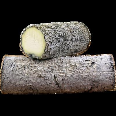 Rouleau fume, lait pasteurisé de chèvre, 22%Mat.Gr, 180g