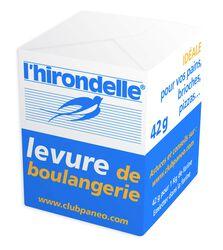 CUBE DE LEVURE HIRONDELLE 42G