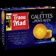 Traou Mad Coffret Carton Galettes De Pont-aven Traou Mad, Paquet De 300g