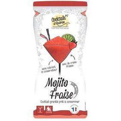 COCKTAIL GRANITE DAIQUIRI FRAISE SANS ALCOOL 200ML