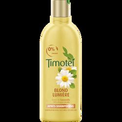 Après shampooing blond lumière TIMOTEI, flacon de 300ml