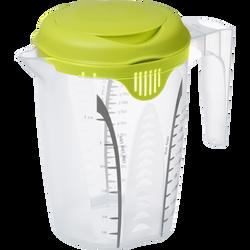 Pichet mixeur ROTHO en élastomère thermoplastique, 1,2l, vert
