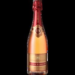 """Crémant d'Alsace rosé brut """"Lucien Albrecht"""", 75cl"""