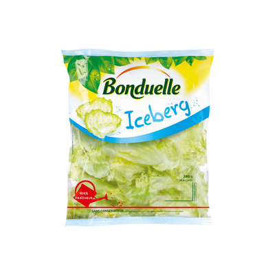 Laitue iceberg, BONDUELLE, sachet 280g