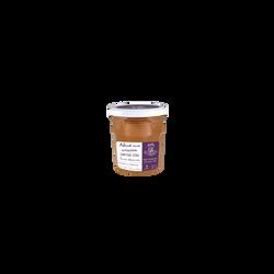 Confiture extra abricot amandes MATIN DES PYRENEES, 370g