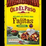 Old El Paso Mélange D'epices Pour Fajitas Mix Old El Paso, Sachet De 30g