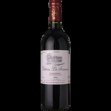 Bergerac rouge  AOP Château La Fonrousse, bouteille de 75cl