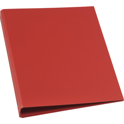 Classeur rigide U, format A4, dos 40mm, rouge