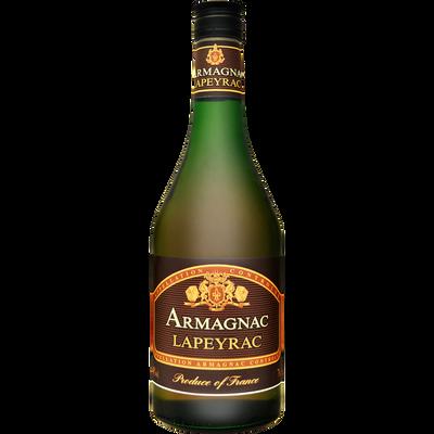Armagnac lapeyrac, 40°, bouteille de 70cl