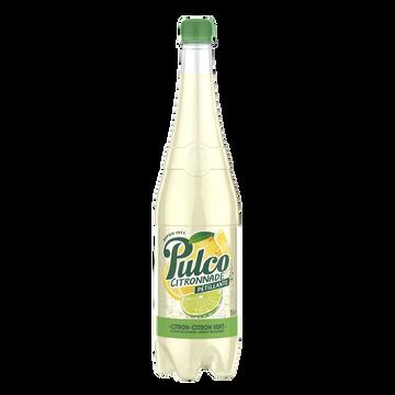Pulco Pulco Fines Bulles Citron Citron Vert, 1l