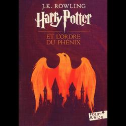 Harry Potter et l'Ordre du Phénix-tome 5