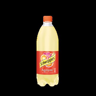 SCHWEPPES agrum', bouteille de 1l