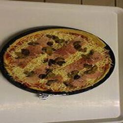 PIZZA REGINA PATE FRAICHE