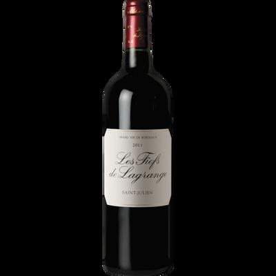 Vin rouge AOC Saint Julien Les Fiefs de Lagrange, bouteill de 75cl