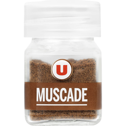 Muscade U, format petit, 20g