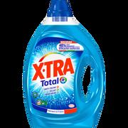X•TRA Lessive Liquide Total X-tra, 2,2 Litres Soit 44 Lavages