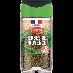 Herbes de provence label rouge DUCROS 15g