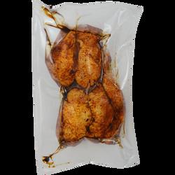 Cuisse poulet déjointée miel barbecue, 5 pièces