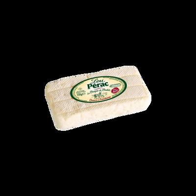 Fromage au lait pasteurisé brebis LOU PERAC, 26%MG, 150g