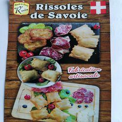 *RISSOLES ROQUEFORT X 6