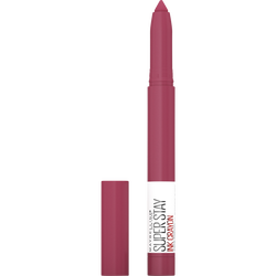 Superstay Ink Crayon Rouge à lèvres nu 80 run the world MAYBELLINE,
