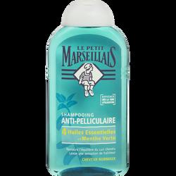 Shampooing antipelliculaire à la menthe verte LE PETIT MARSEILLAIS, 250ml