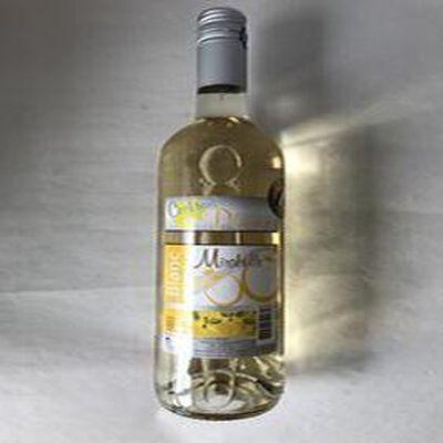 Boisson aromatisée à base de vin Blanc Mirabelle VINS ET FRUITS