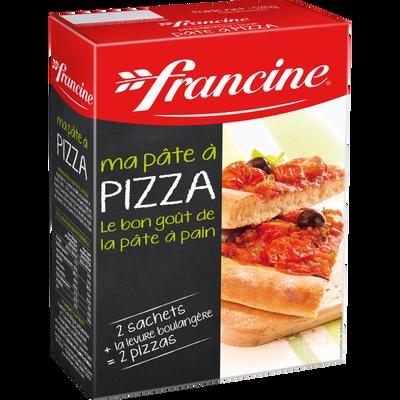 Préparation pour pâte à pizza FRANCINE, 510g
