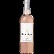 Alfred Rothschild & Cie Vin Rosé Aop Bordeaux Mouton Cadet, 75cl