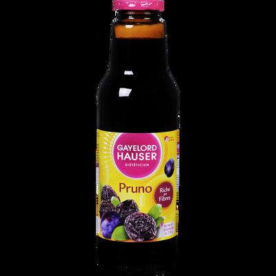 Nectar de pruneaux GAYELORD HAUSER, bouteille de 75cl