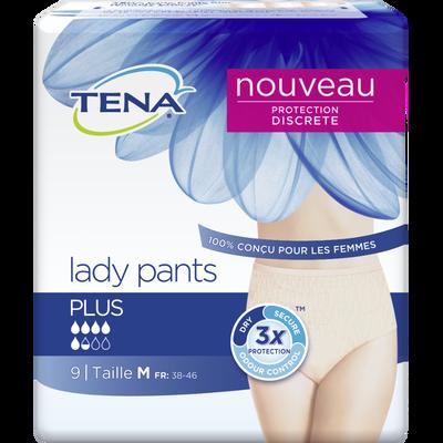 Culottes pants plus taille M TENA, lady x9