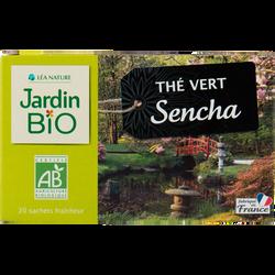 Thé vert Sencha bio JARDIN BIO 40g