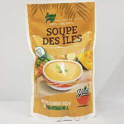 Soupe des îles prête à déguster YODI, 200g