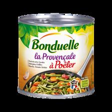La provençale à poêler BONDUELLE, boîte de 600g