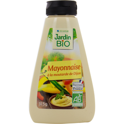 JB Mayonnaise à la moutarde de